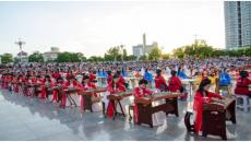 嘉峪关汉服盛典之夜精彩纷呈,传承和弘扬中国传统文化