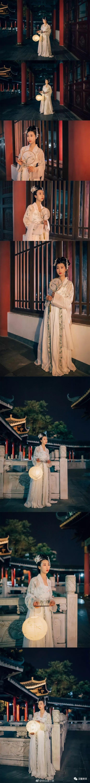 怀君属秋夜,散步咏凉天。 空山松子落,幽人应未眠-图片2