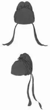 汉妆| 汉服搭配之男子冠巾图片