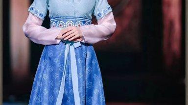 汉服进《国家宝藏》 吸引佟丽娅代言