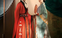 【汉服婚礼】洛城花烛动,戚里画新蛾