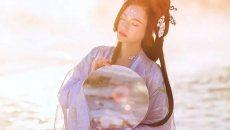 【汉服摄影】紫凝琼