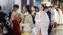 【汉服活动】周六集市:试穿绝版汉服,同袍打折买买买?!