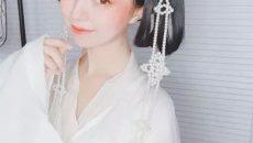 【汉服发型】小狐狸黛黛的简单唐风发型