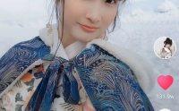 【汉服旅行】播放超3000万:中国姑娘穿汉服游德国最高楚格峰