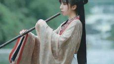 【汉服摄影】初夏的蝉鸣,知了动了谁的心?