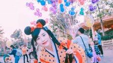 【汉服街拍】Hello Disney!奇妙的一天~