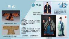 问答集| 明制圆领大襟袄和明制圆领袍有什么区别?