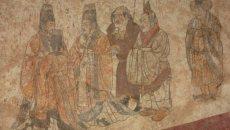 唐墓壁画重生记:从出土到展陈要走多少流程?