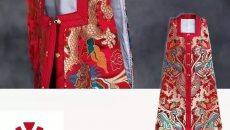 【汉服名词】汉服中缝、通袖长、大襟、对襟等解读