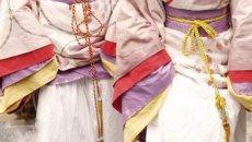 【汉服配饰】织物腰带的发展演变