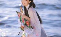 让世界惊艳的汉服,是中国当代的美好记忆,开过光般美丽