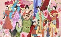 【西塘赏花季】汉服十二花神——我们在西塘等你!