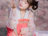 【汉服美景】春日的樱花仙子