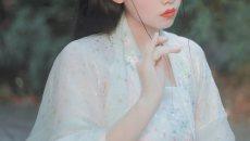 【汉服小仙女】是清风 是朝露