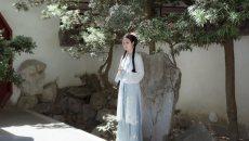 【仙气汉服】玉珠莲月