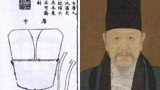 汉服巾冠《汝水巾谱》外带《清俗纪闻》《三才图绘》与画像的对比!
