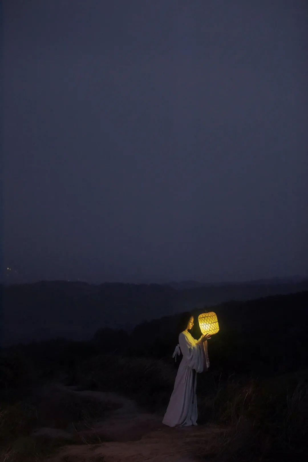 【汉服摄影】所爱隔山海,所思在远道