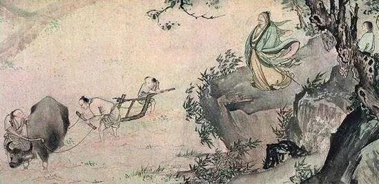 快可赛车,慢可清谈:魏晋人士为什么喜欢坐牛车?| 牛年说牛