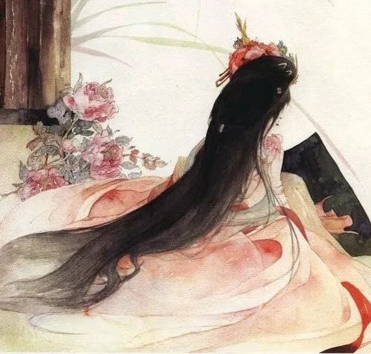 【诗词】金井梧桐秋叶黄,珠帘不卷夜来霜