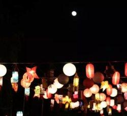 赏月礼|古人的中秋可比我们有趣得多