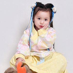 [如梦霓裳]汉服女装 童装袄裙[扑蝶儿(十三]儿童秋季襦裙非古装
