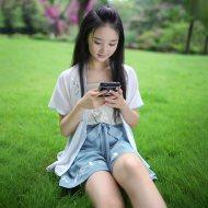 华小夏兰心女装夏学生日常汉元素绣花对襟半臂短袖改良汉服短宋裤