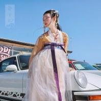 芥子记【离人醉】现货传统三层长摆齐胸裙汉服女水仙刺绣上襦春夏