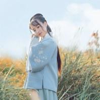 绛珠 花朝记汉服原创红楼系列上袄刺绣 日常秋冬袄裙中国风女装