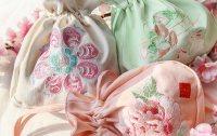 衔泥小筑原创设计传统古风包包免费抢红包最快的软件周边配饰绣花单肩手提包多色入