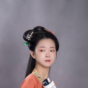 【分码现货】【闲庭新妆】宋 褙子 两件套 汉族传统服饰 显瘦显高