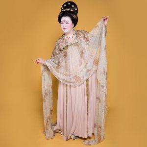 【唐本俑】霜华 大码唐制汉服齐胸襦裙满额包邮非古装 新品上架