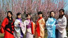 西安汉阳陵博物馆活动 :免费穿汉服 随手拍美景