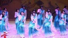 七夕夜,让我们穿上美丽的汉服相聚蟾东文化公园