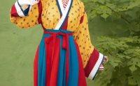 古代女生穿什么?一个最最最初级的汉服形制小科普