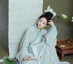 有节是秋筠:汉服中的竹元素